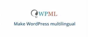 WPML plugin logo.