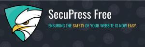 SecuPress Eagle logo.