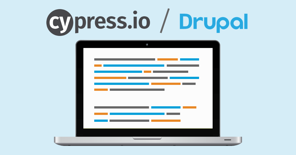 End to End Testing With Drupal and Cypress - Blog - Sevaa Group