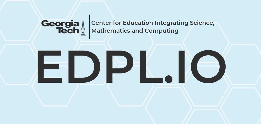 EDPL logo.